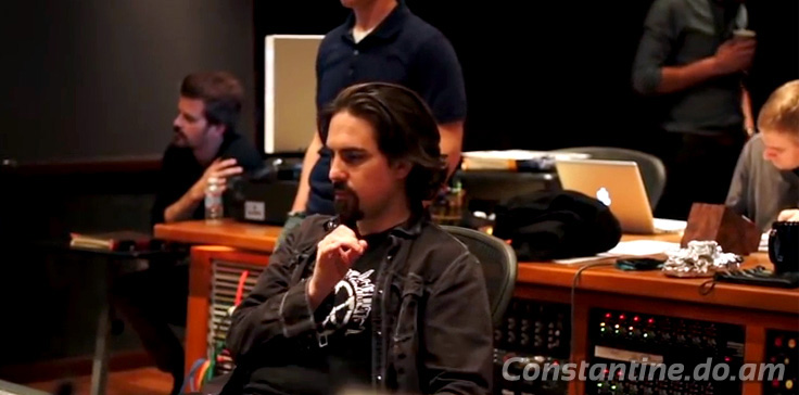 Bear McCreary константин